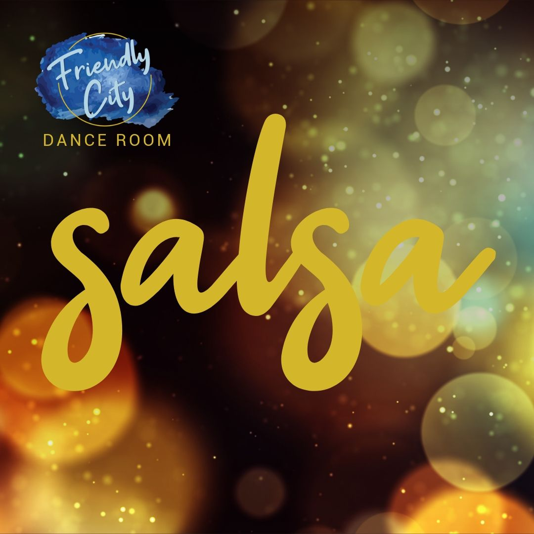 Monday Evening Salsa (6:45-7:30) - Salsa is a Latin social dance from Cuba with energetic body styling and flair. Salsa music is a mix of French and African rhythms, bringing horns and drums together to create this upbeat music.