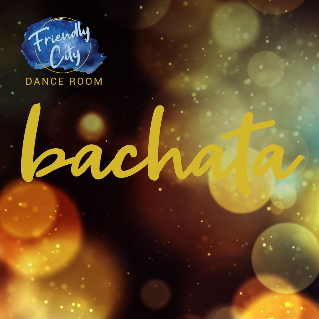 Monday Evening Bachata (8:15-9:00) - Bachata is a Latin social dance from the Dominican Republic with fluid body styling and a sensual or romantic undertone.