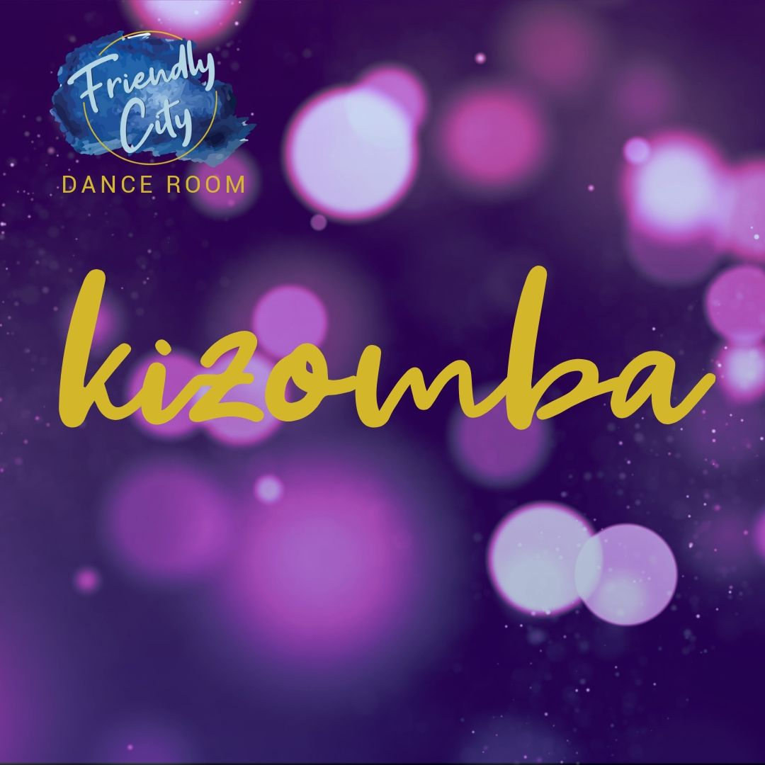 Thursday Evening Kizomba (8:15-9:00) - Kizomba is an African social dance from Angola with Portuguese influence. The Urban Kiz style uses smooth and intentional movements and a close embrace to create a powerful choreography to the intense African and electronic beats that mark it's music.