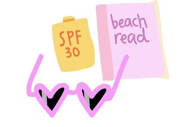 Happy spring break 🌞🌞🌞 What are your beach bag essentials? ⤵️