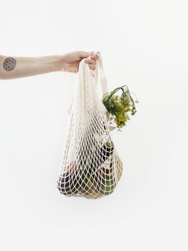 Single-use plastic bags are starting to be socially unacceptable.
