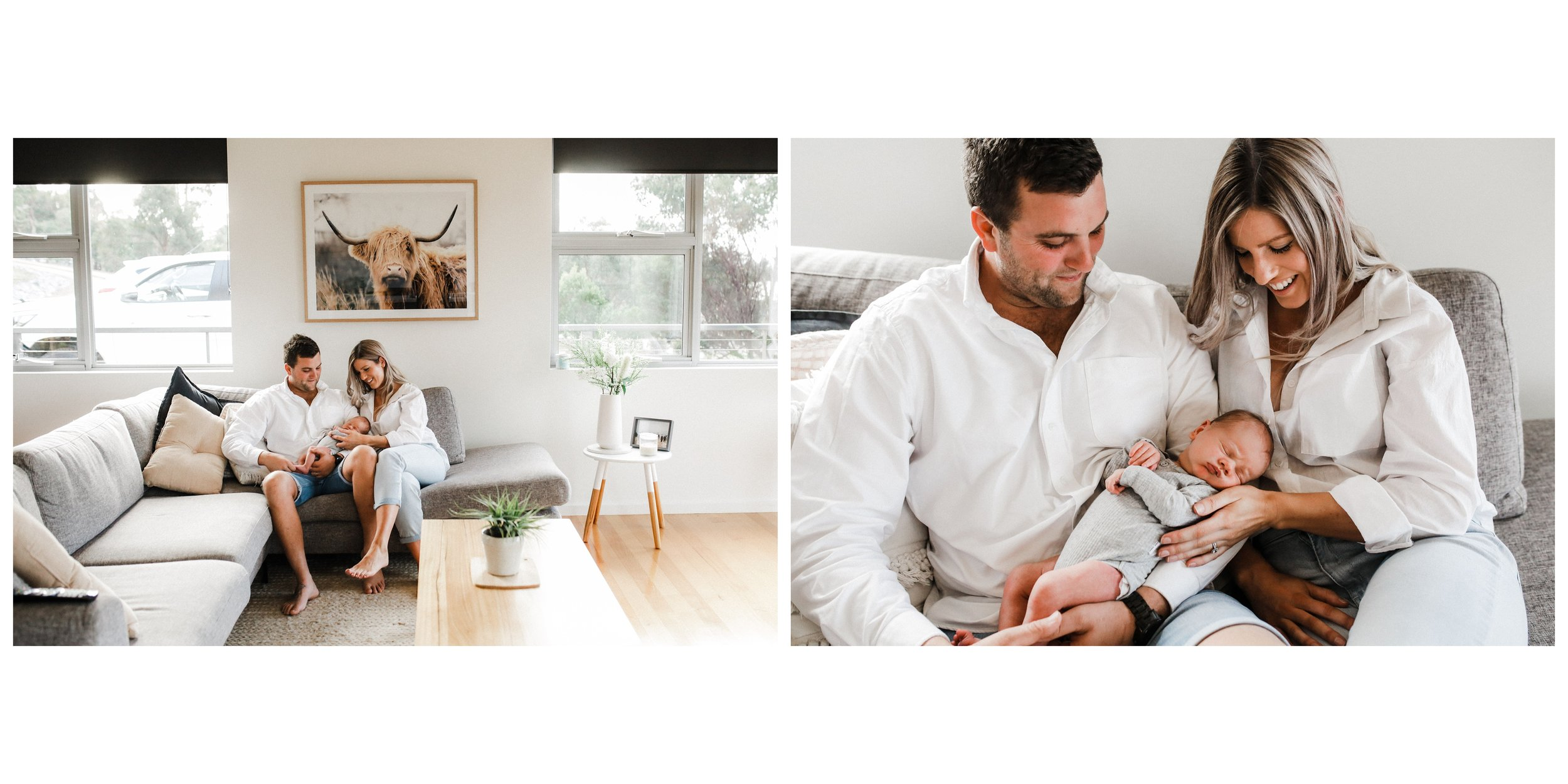 family and newborn photography hobart