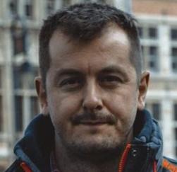 Ajdin Durakovic - Feature Consultant / Advisor, CG Supervisor, DOP / CG Generalist Grid VFX, Belgium.