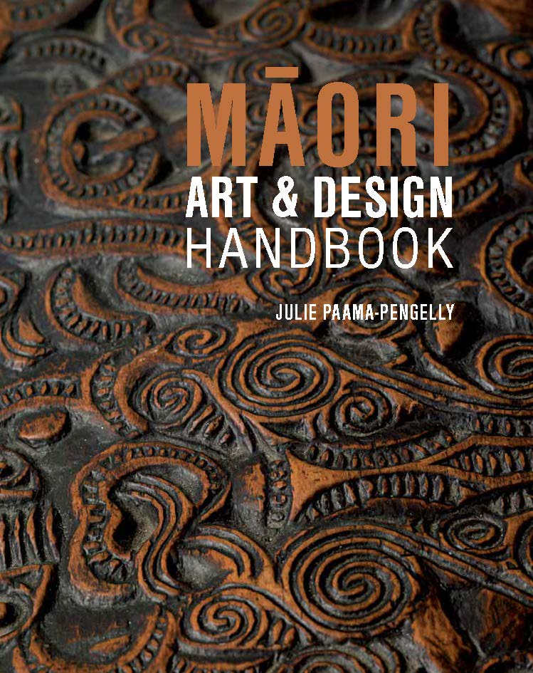 Maori Art & Design Handbook - This publication is Julies current project,due for release Christmas 2018. Maori Art & Design Handbook naturally follows on from Maori Art and Design, with a more in-depth examination of the visual language of Maori art practices in order to visually and symbolically recognise the forms and their contexts.