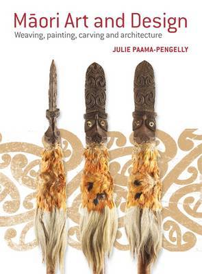 Maori Art and Design - In 2010 Julie saw the product of intensive research into Maori Art and Designpublished into a book by New Holland Press. This production provides a wholistic examination and overview of the role and form of Maori Arts from Maori philosophical foundations of artistic practices.
