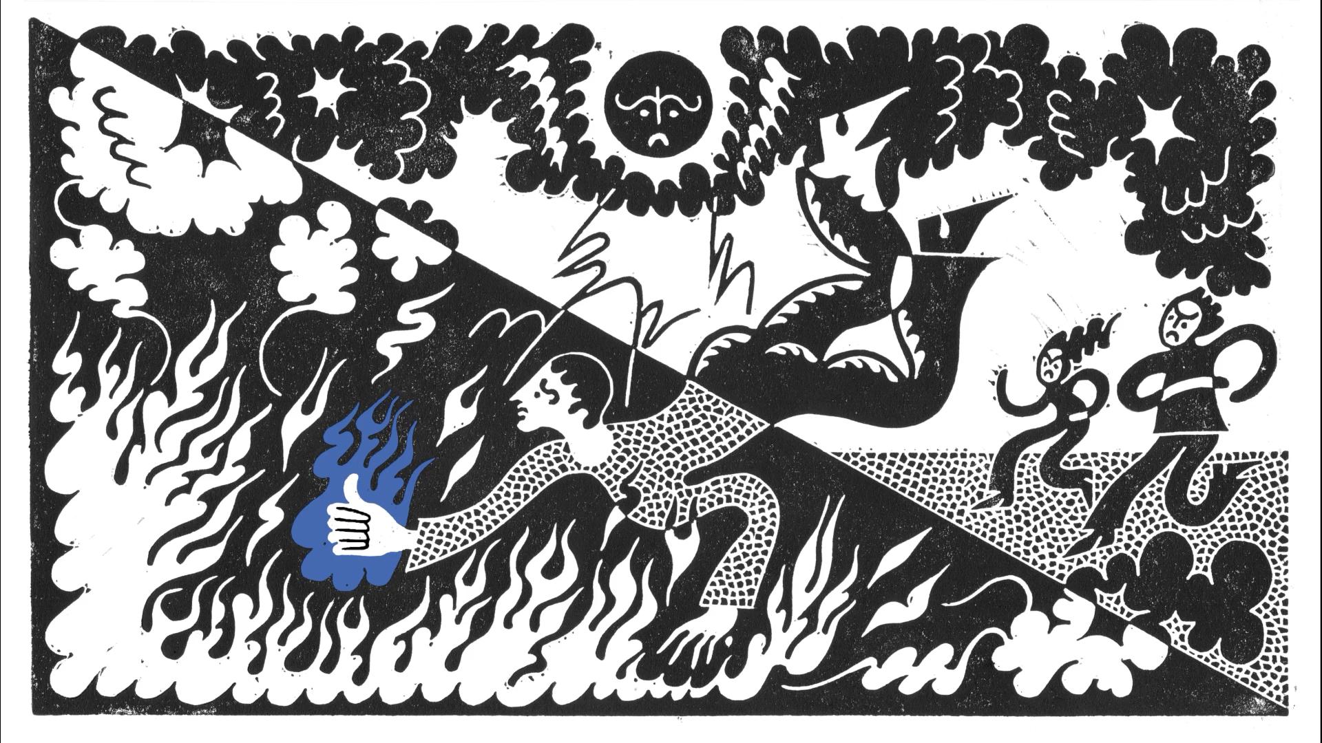 Illustration by SOPHY HOLLINGTON