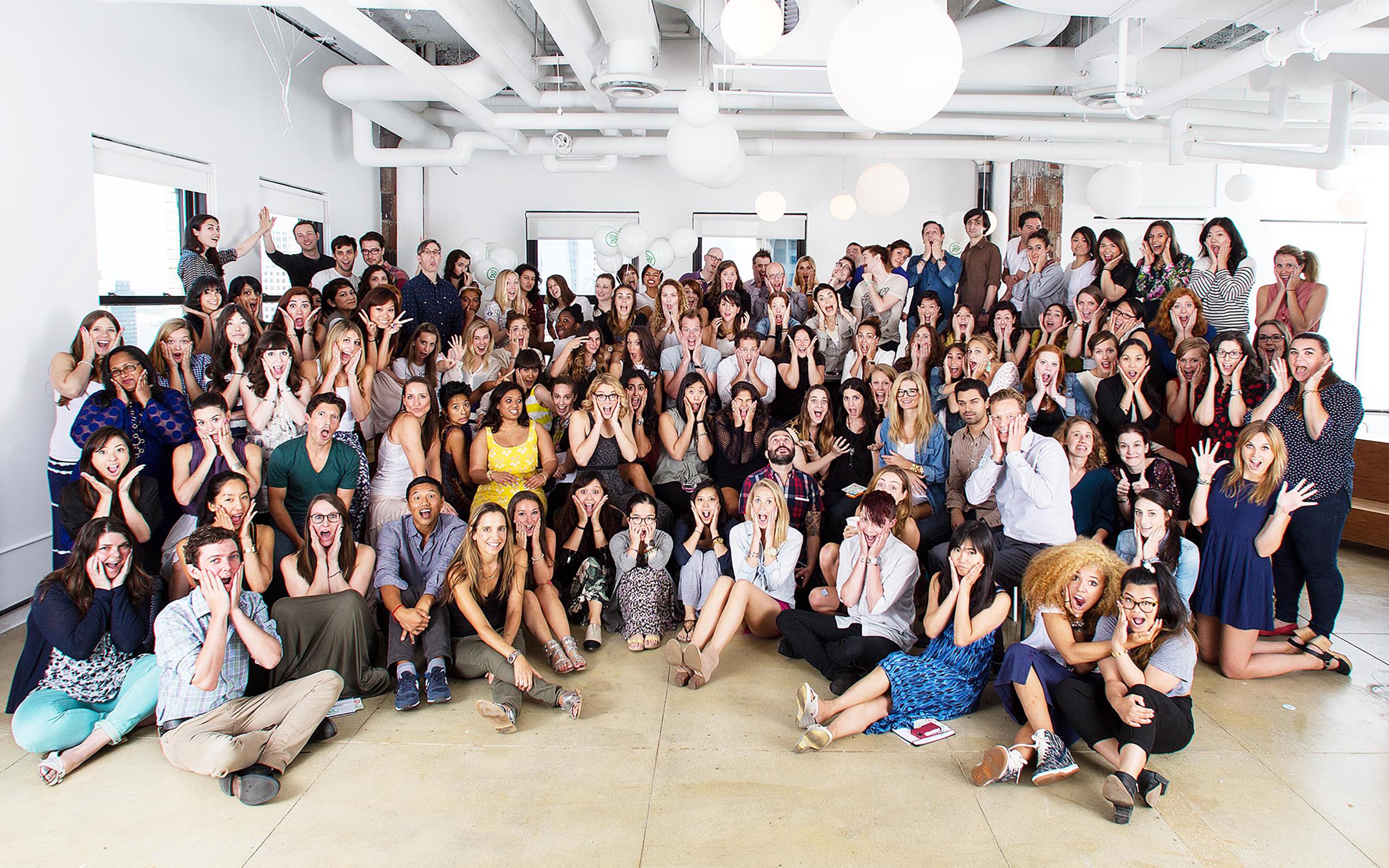 Company Photo, 2014.