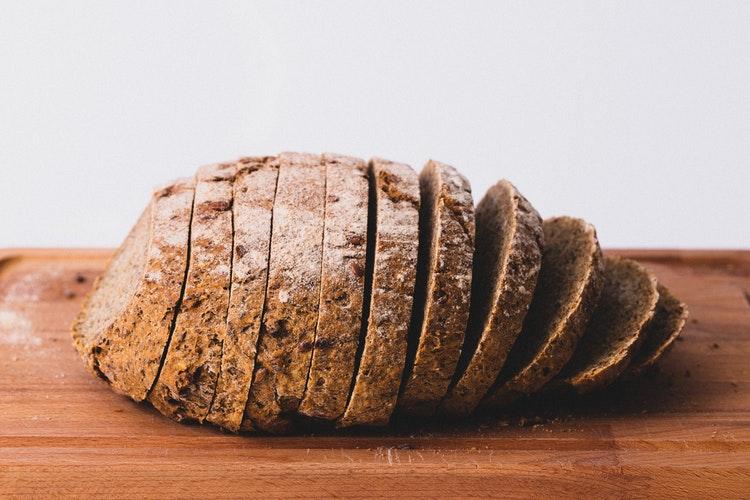 Pan viejo para realizar kvass