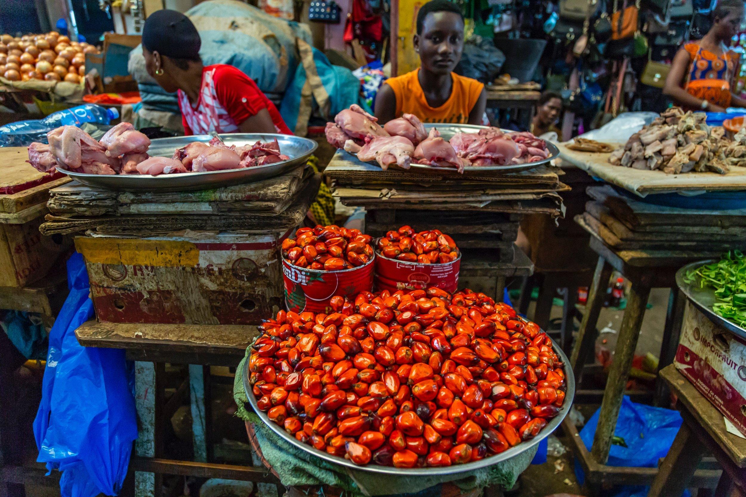 mercado de fermentados