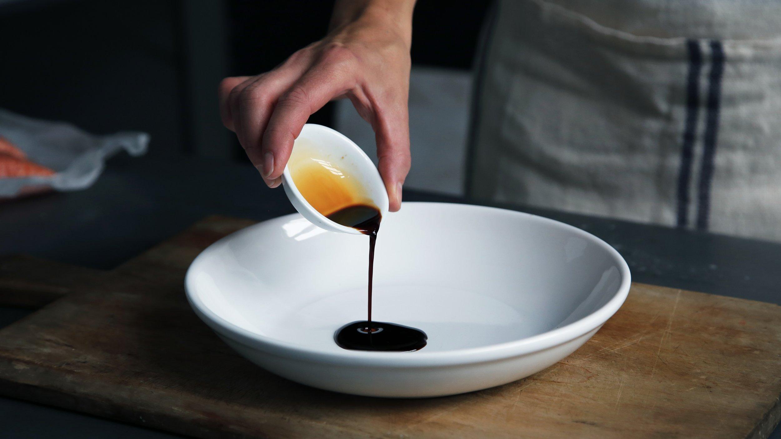 Concentrado de salsa de pescado