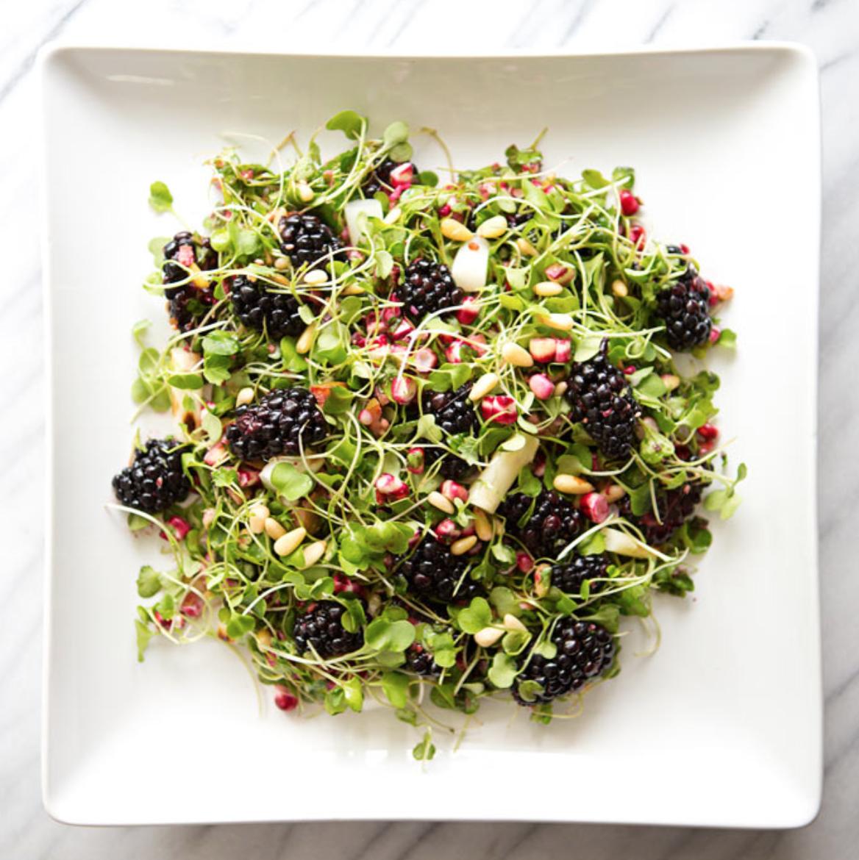 End of Summer Salad -