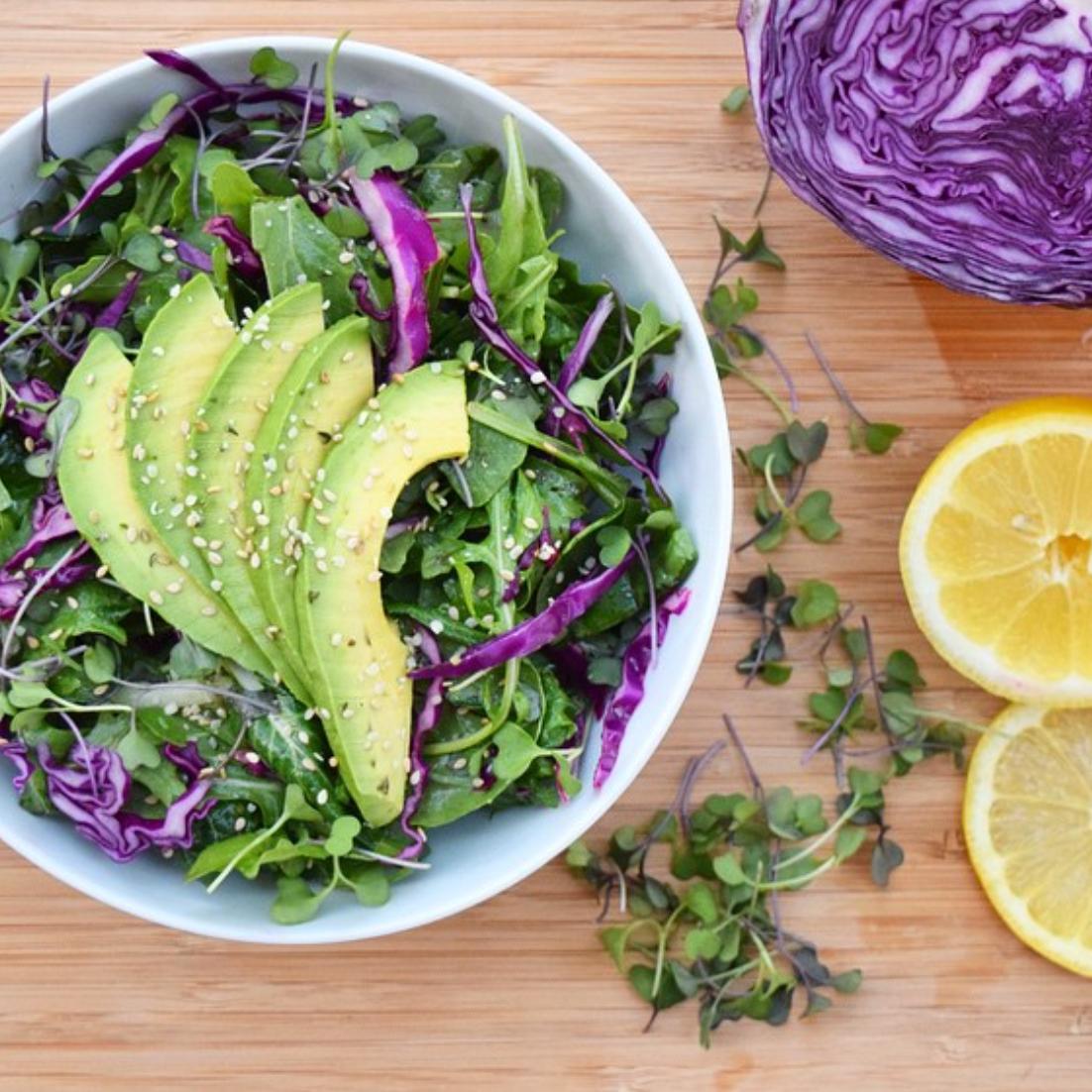 Detox Salad -