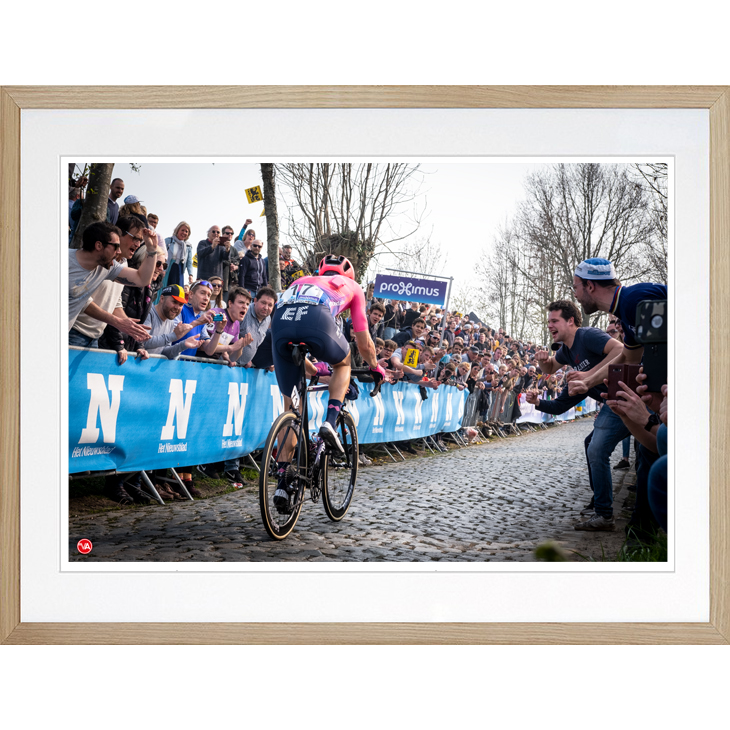 Riding the Cobbles - Tour of Flanders 2019