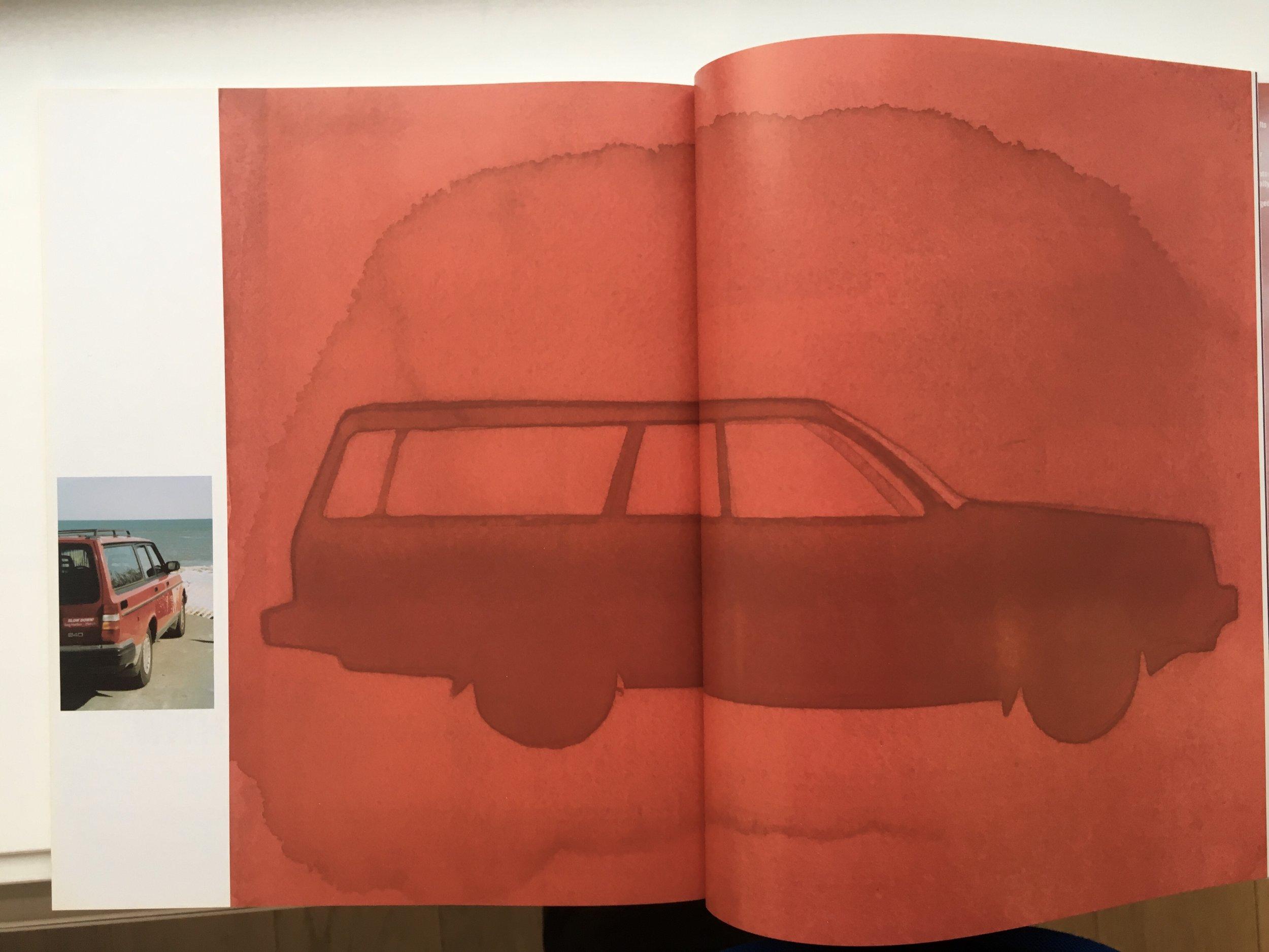 Mats Gustafson har skapt nydelige illustrasjoner i akvarell for magasiner som Vogue – og Carl's Cars.