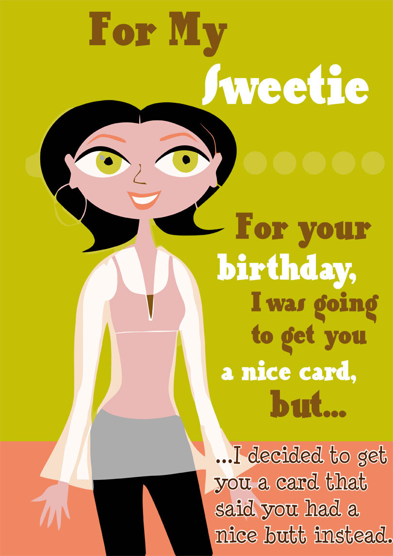Birthday Cards For A Wife Printbirthday Cards