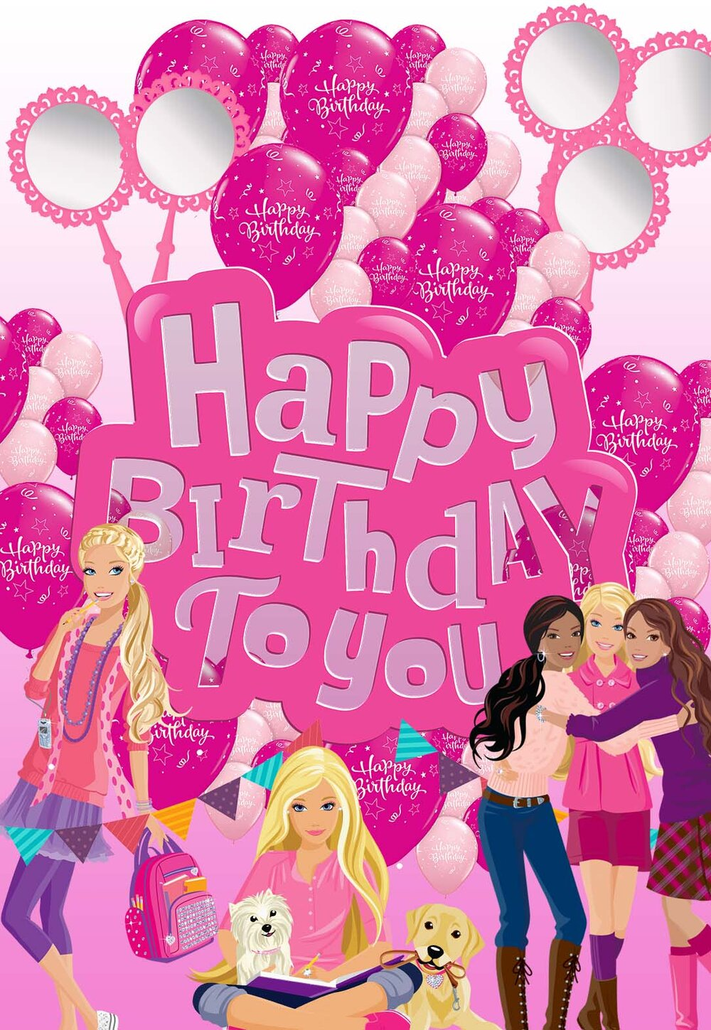 Free Printable Birthday Cards For Girls Quick Easy Printbirthday Cards