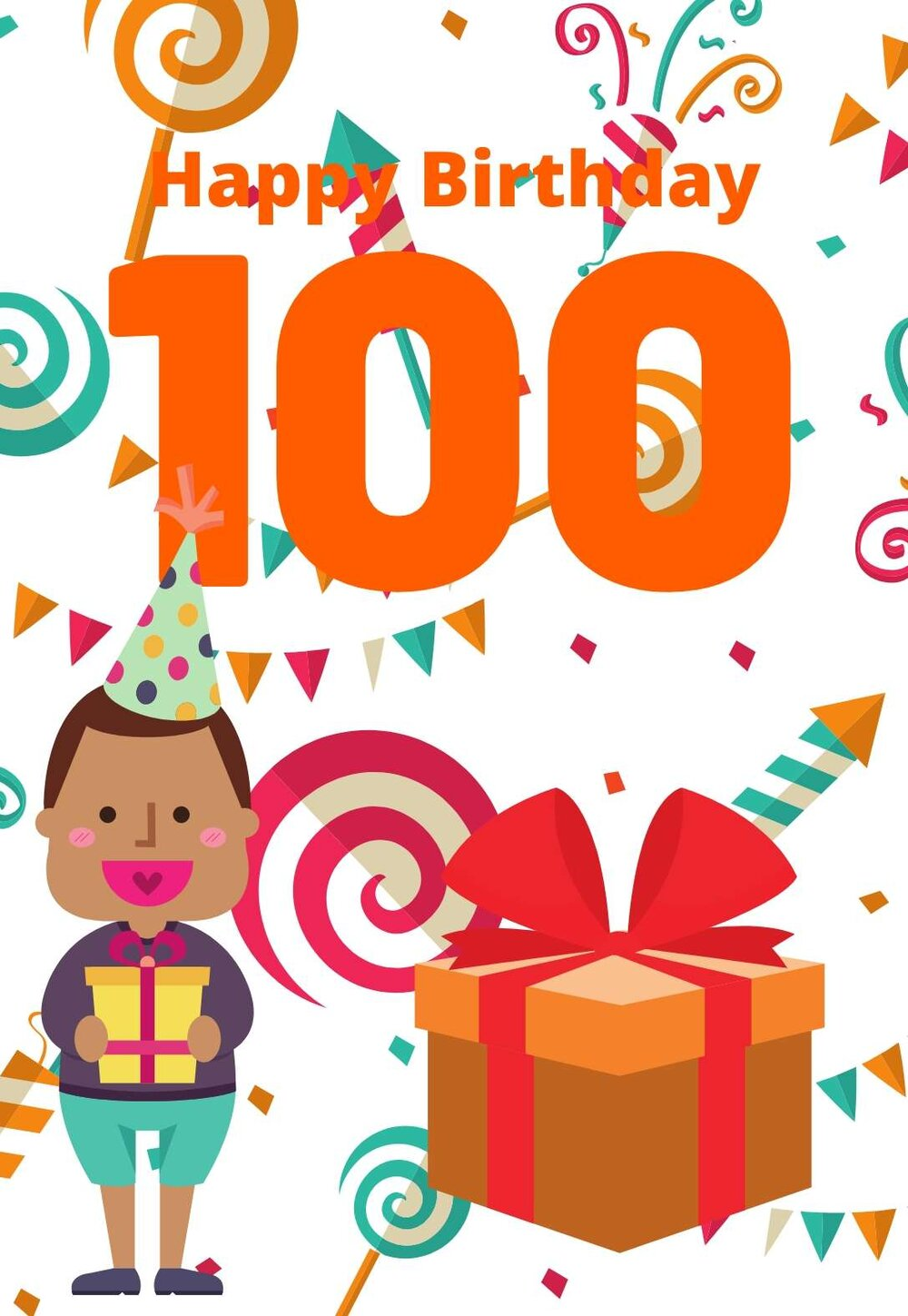 Stunning Printable Birthday Cards For 100 Years Olds Free Printbirthday Cards