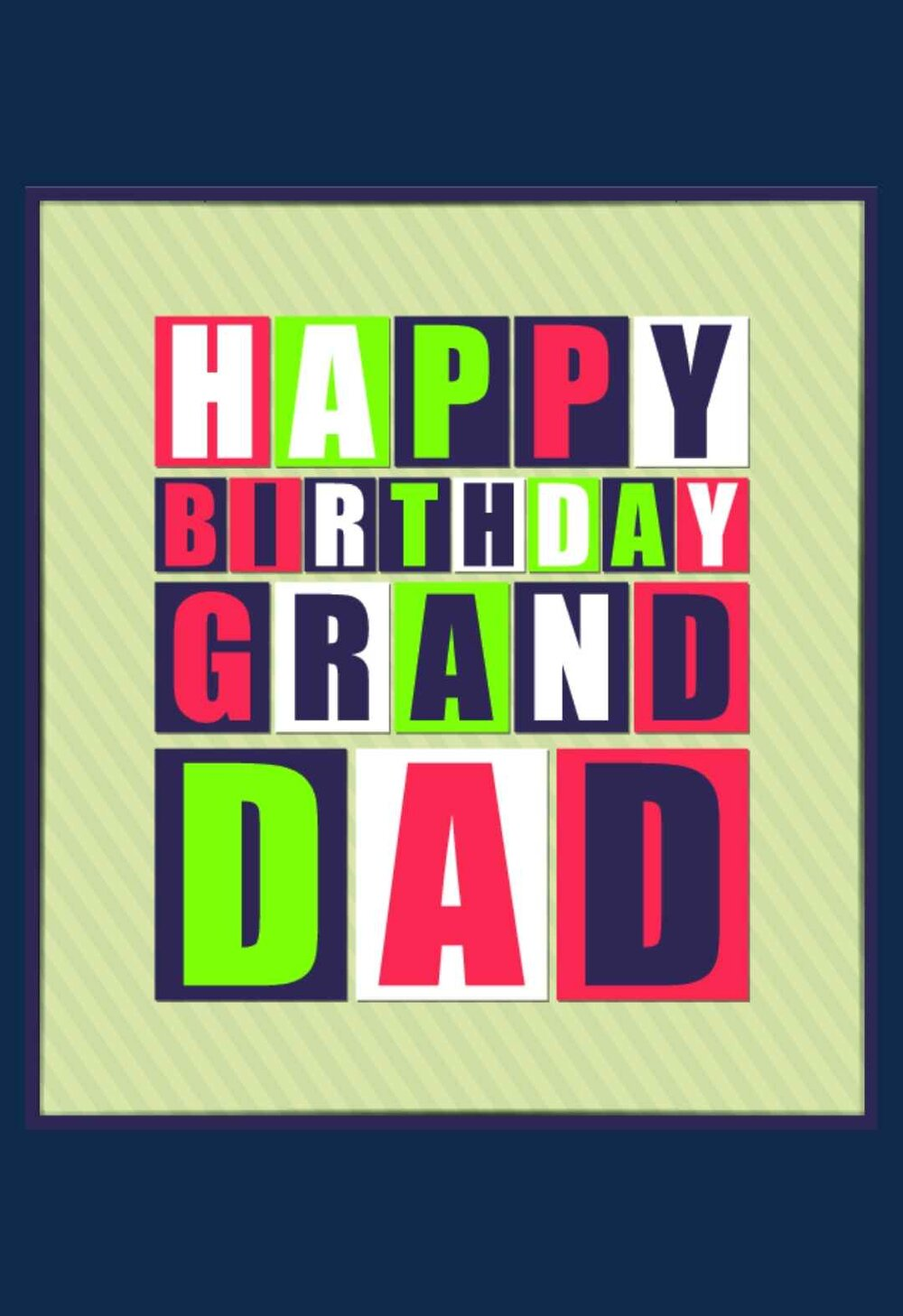 Grandfather Printable Birthday Cards Printbirthday Cards