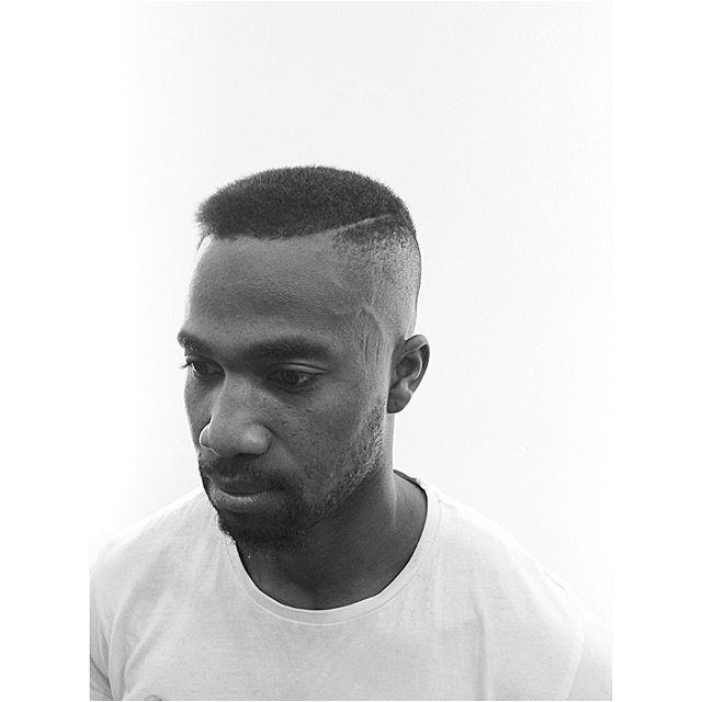 malik . . . . . . . . . . . . . . . #nayif #hair #haircut #hairstyle #afro #barber