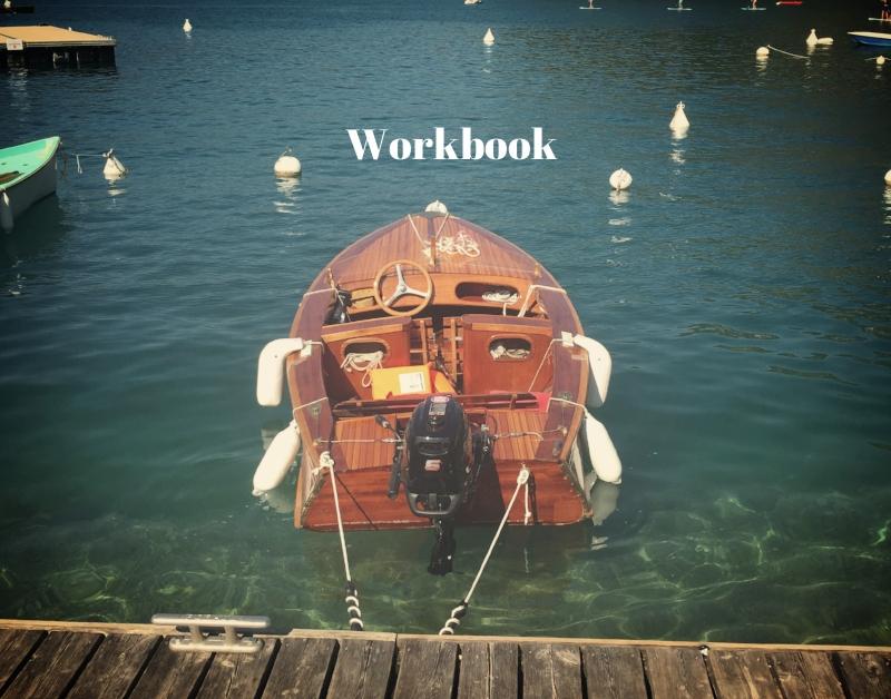 Boat escape plan workbook