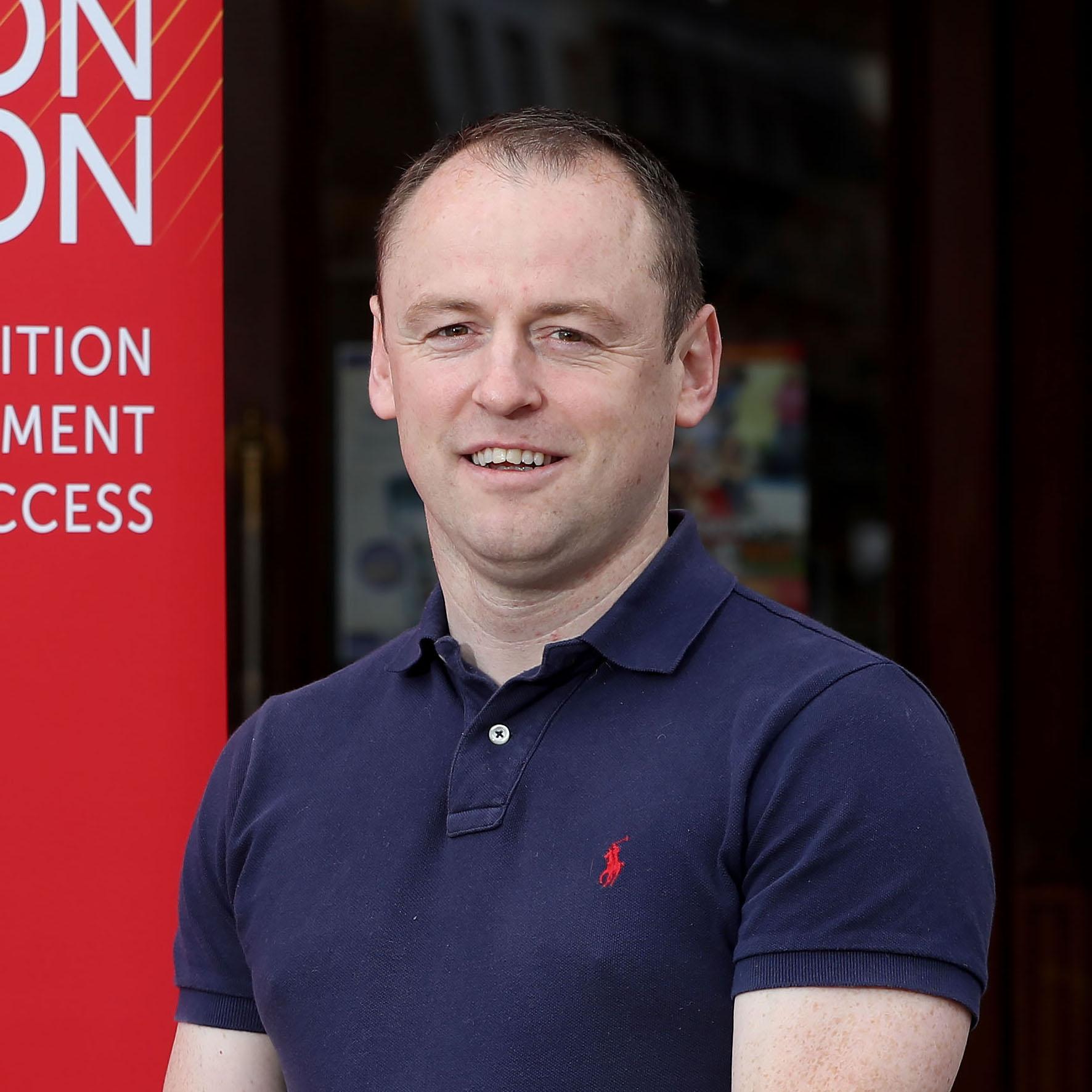 Paul McKernan   STATSports: Managing Director