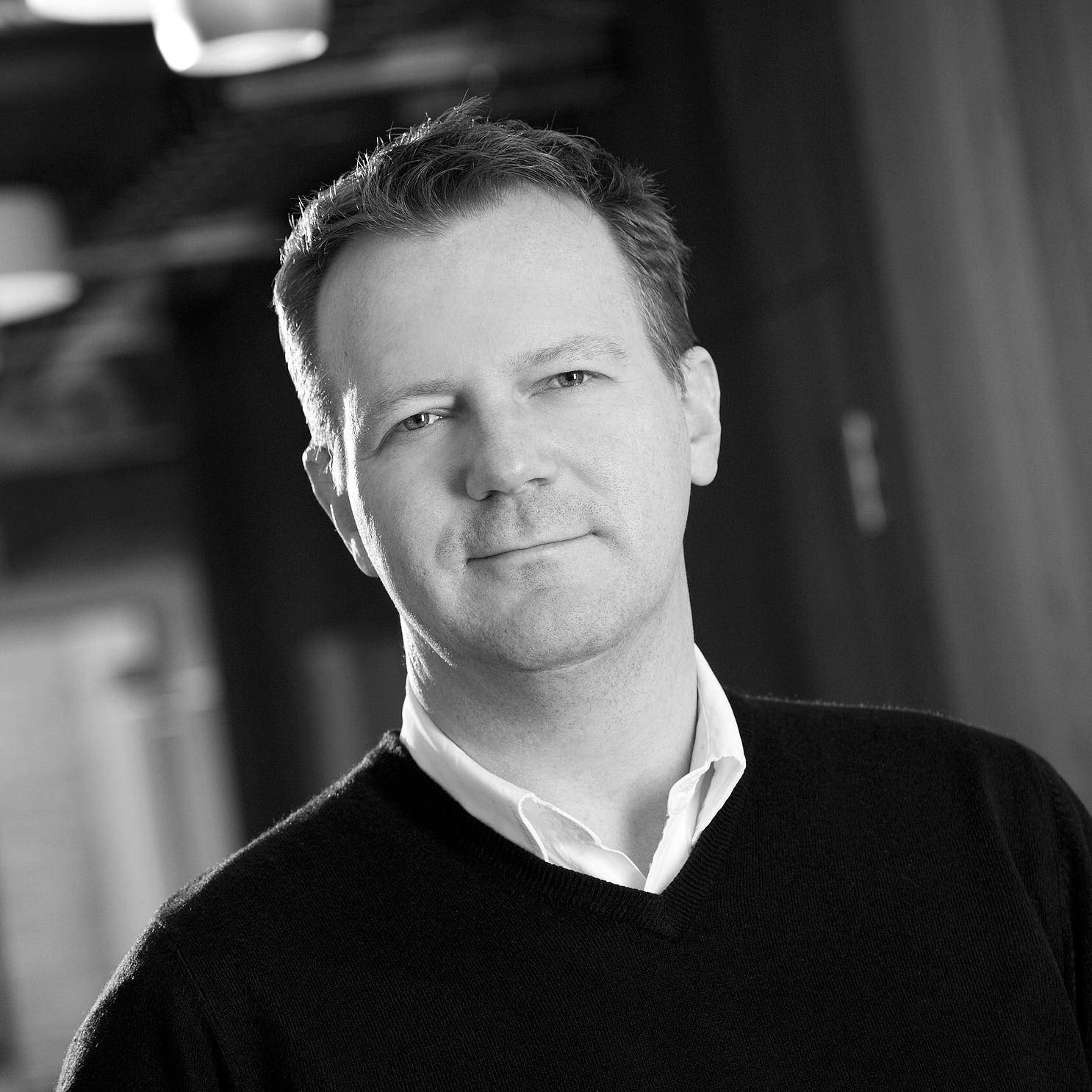 Steve Pette   Ormeau Baths: Co-founder