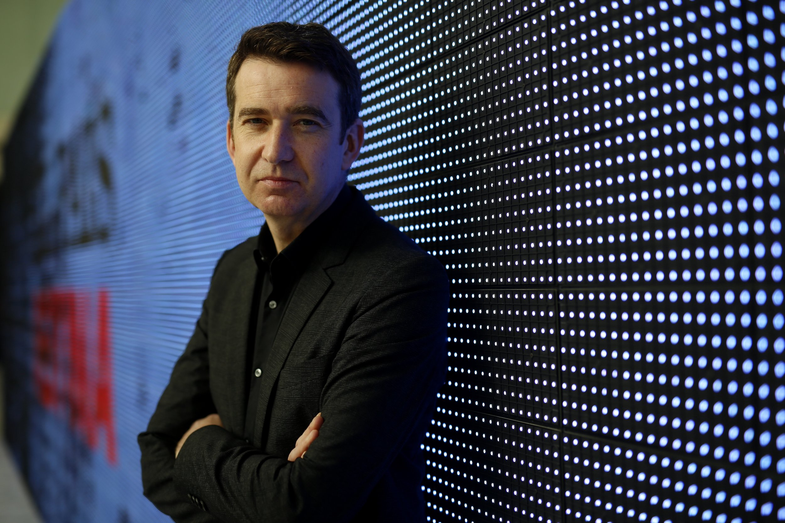 Pictured :  Entrepreneur Mark Little, who is speaking at the inaugural Innovation Nation 2018 conference in Newry this September.