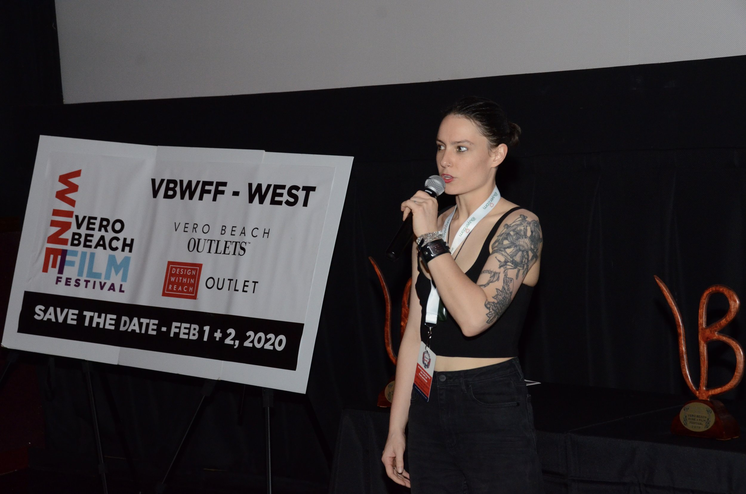 Wine + Film Fest kickoff well-received all over town - Vero News