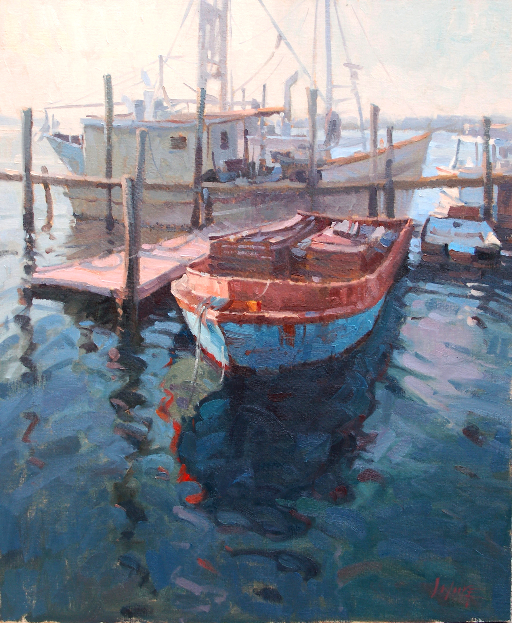 Boats of Cortez