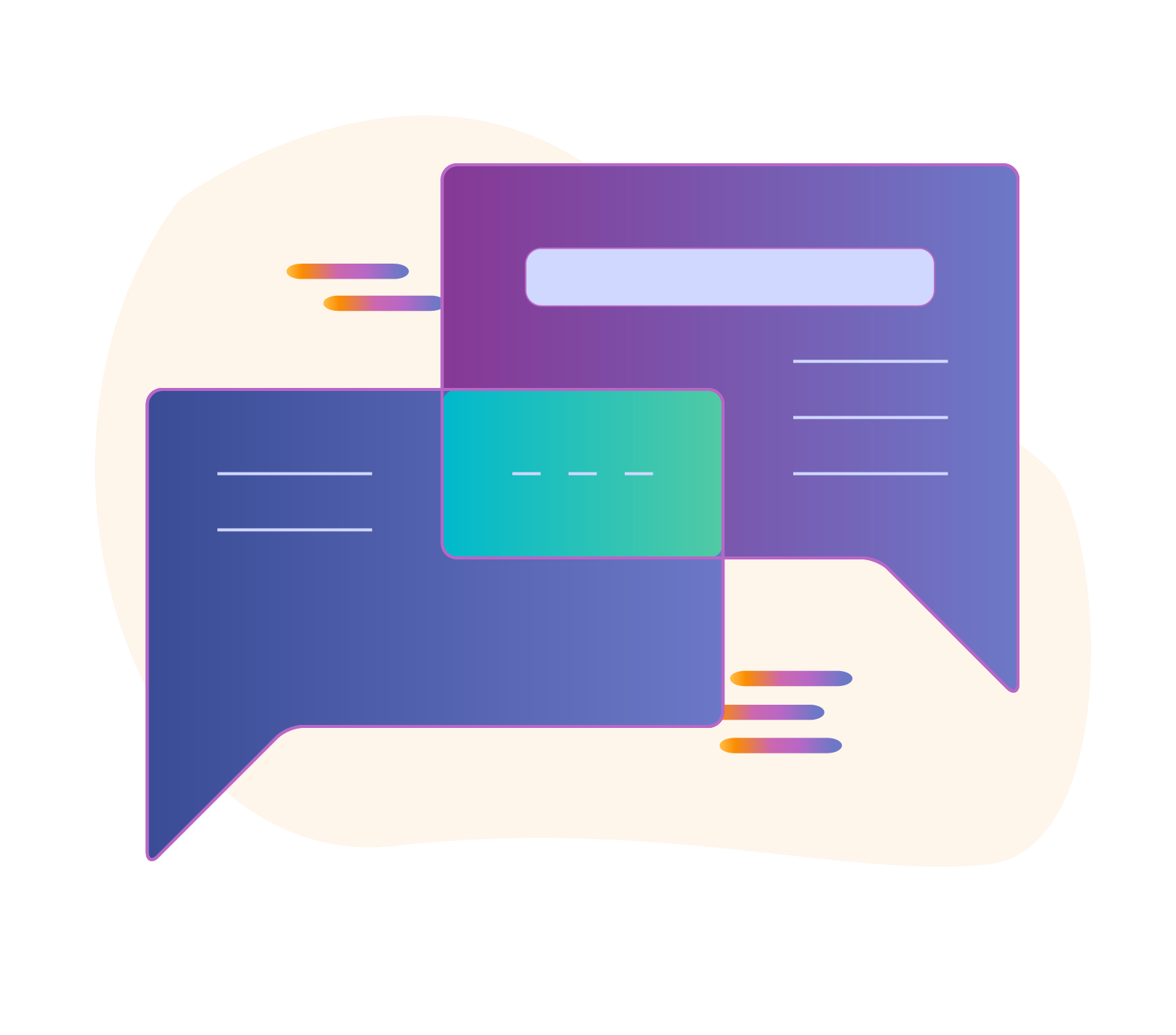 book appointments ANd Communicate with Patients with ease - Schedule therapy sessions and communicate with your patients in real time, all through our HIPAA compliant platform.