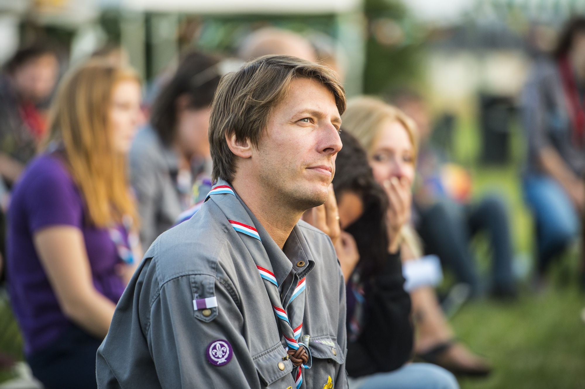 SCOUTS - SCOUTS ARE THE WORLD'S LARGEST NETWORK FOR CHILDREN AND YOUNG PEOPLE BETWEEN 6 AND 26, WHERE YOU CAN SPEND A LIFETIME DEVELOPPING YOUR OWN SKILLS, DISCOVERING AND LEARNING BY TRYING THINGS YOURSELF .