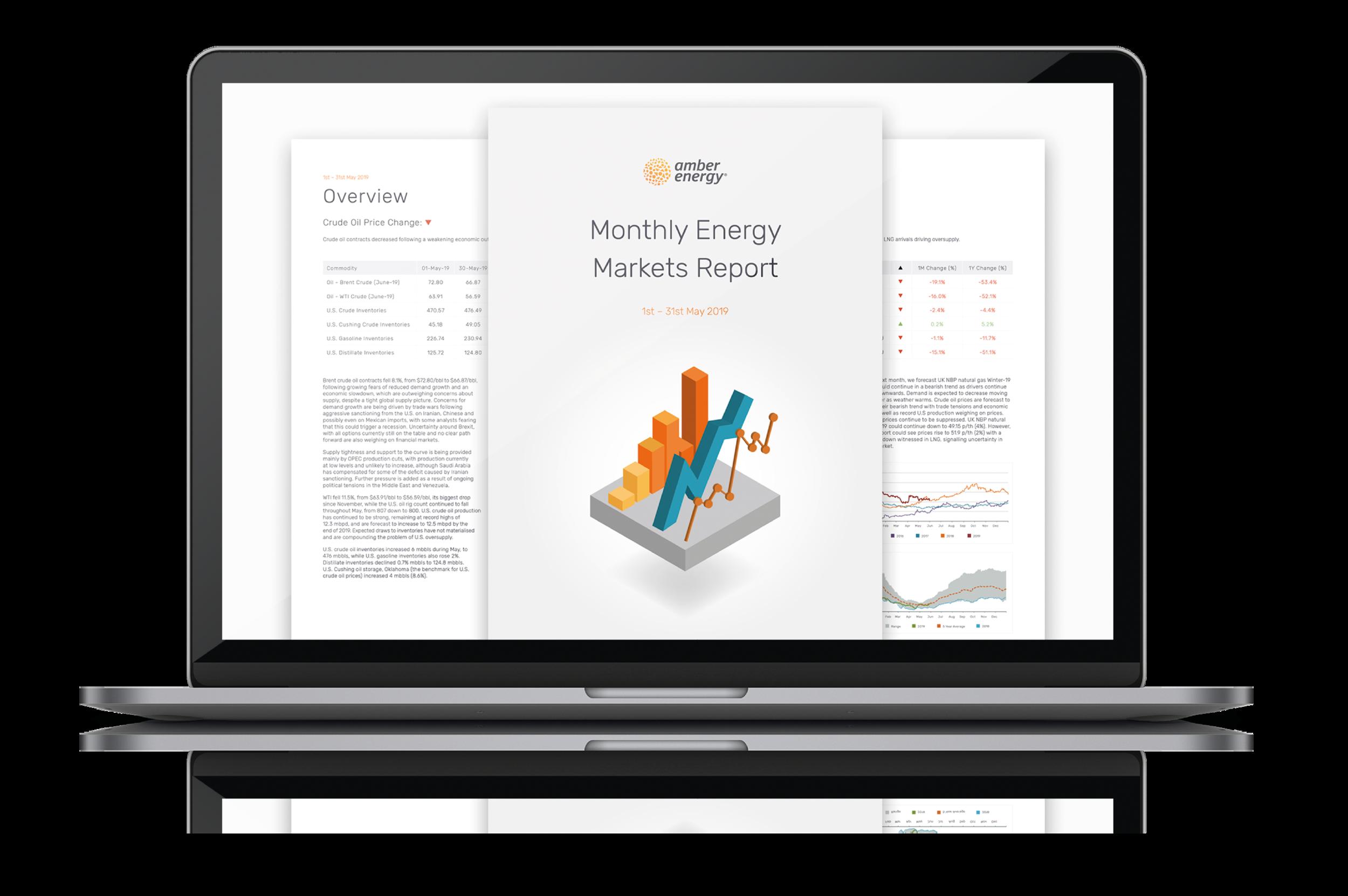 Best energy market analysis and award winning energy market reports