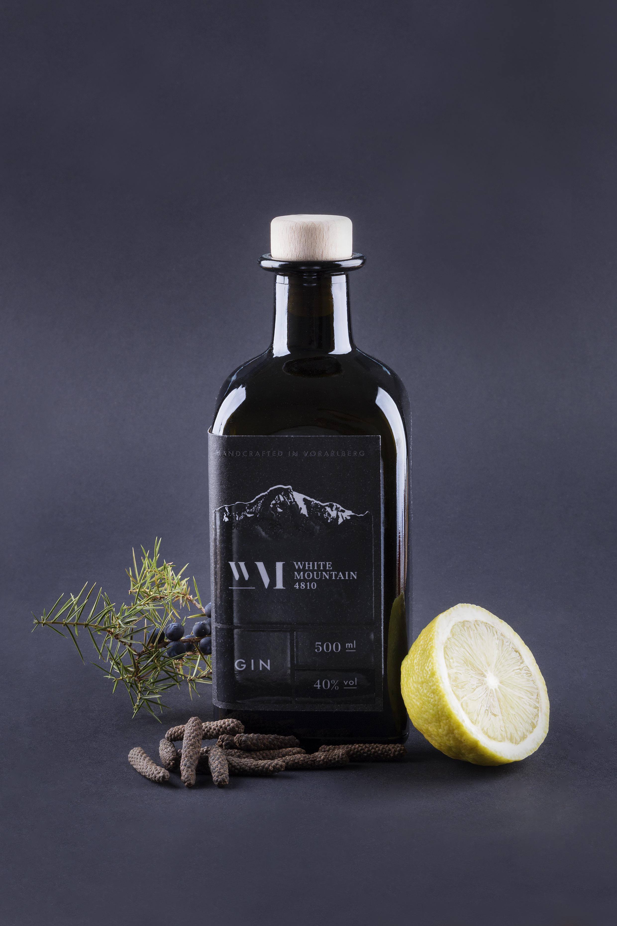 White Mountain Gin - Mont Blanc Flagship Store