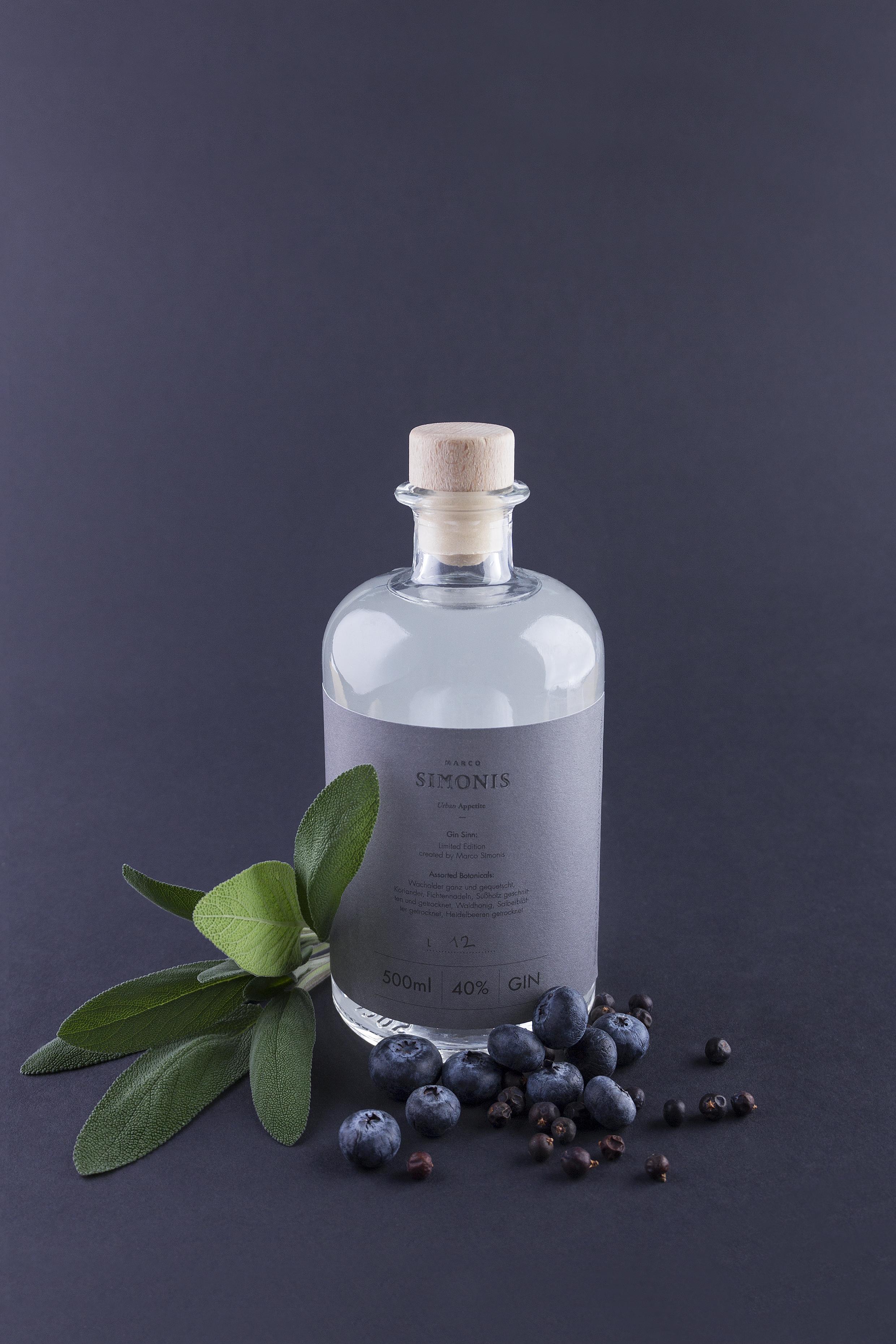 Gin Sinn - Marco Simonis