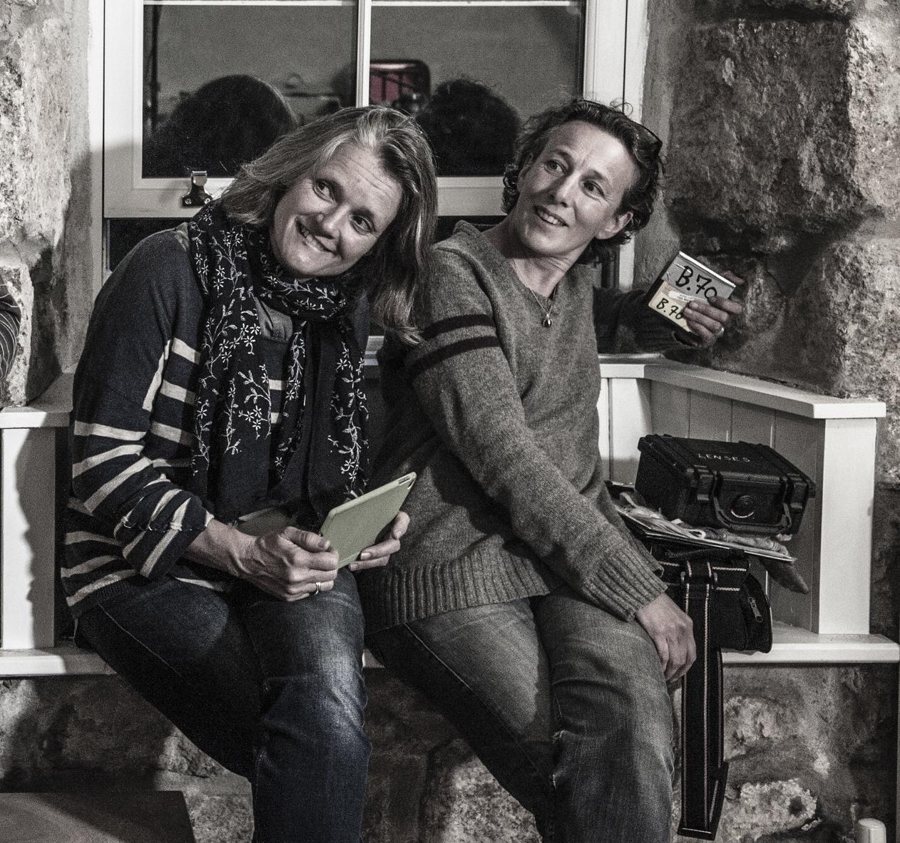 Linn & Kate. Photo: Thom Axon