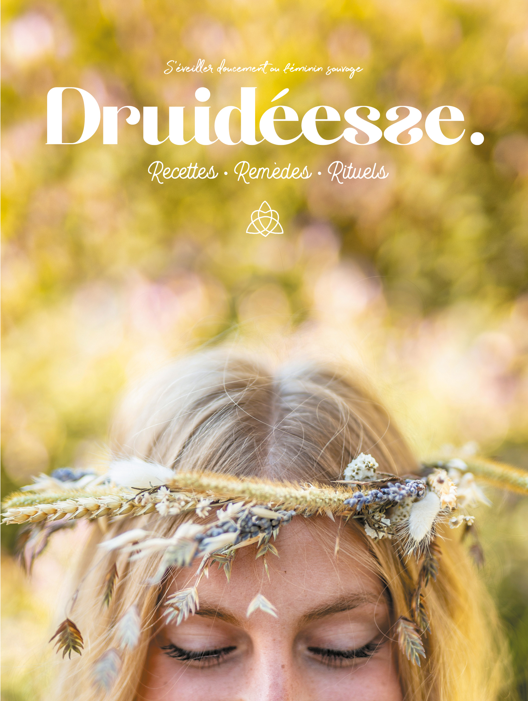 Lina Bou for Druidéesse