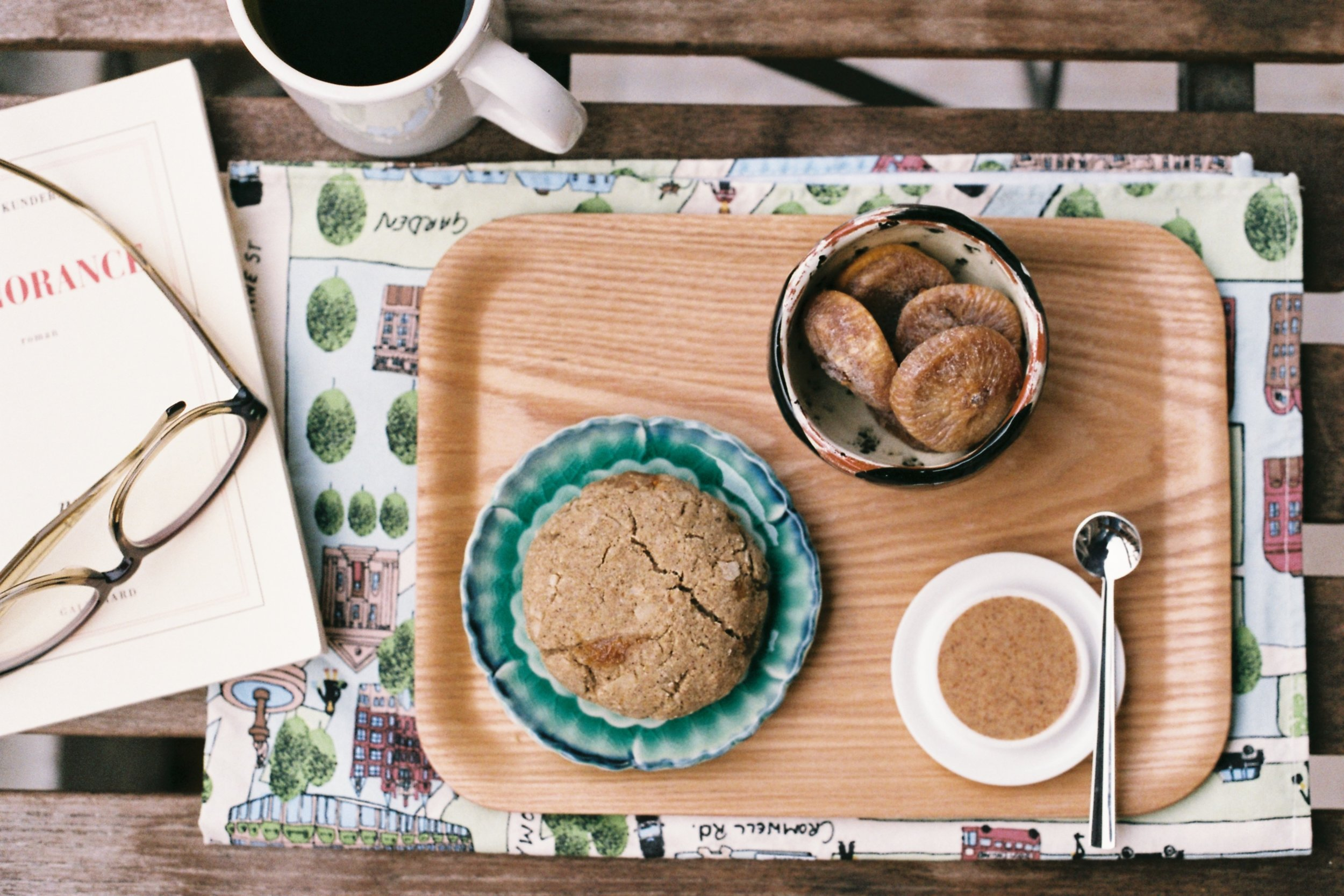 Scones by Lina Bou, photo Sati Faulks