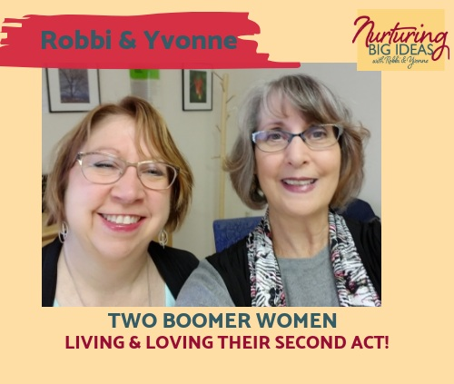 Robbi Hess and Yvonne DiVita bring their talent and magic to you - 110% every time!