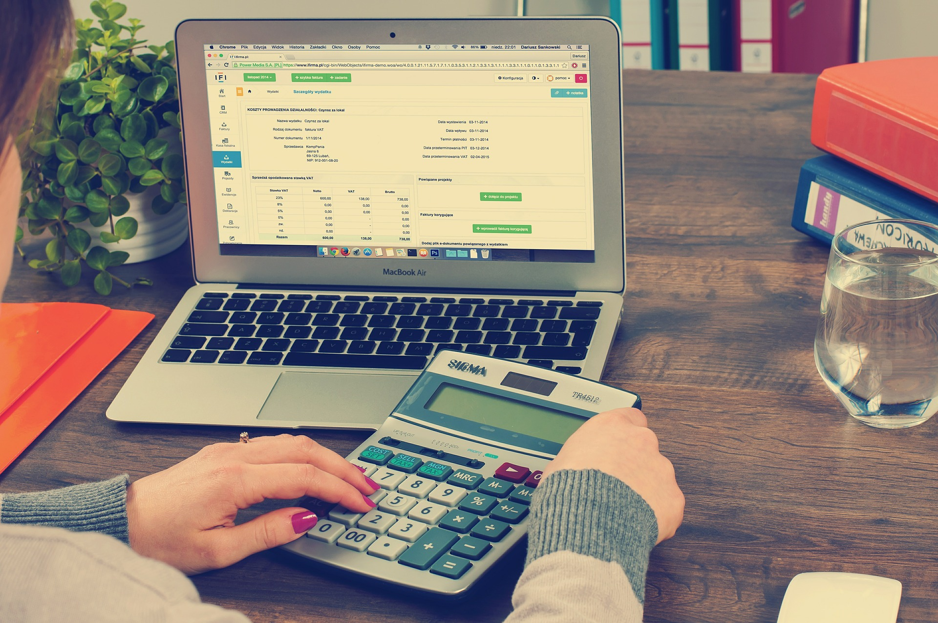 Basic Bookkeeping - Empowers you and your business