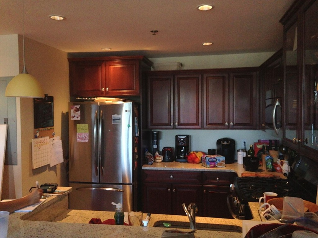 Hire a CKD to transform your dated kitchen space.