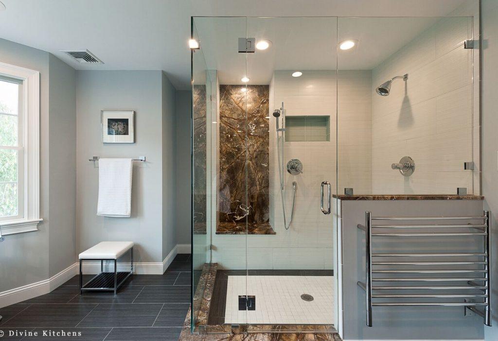 luxurious shower 2