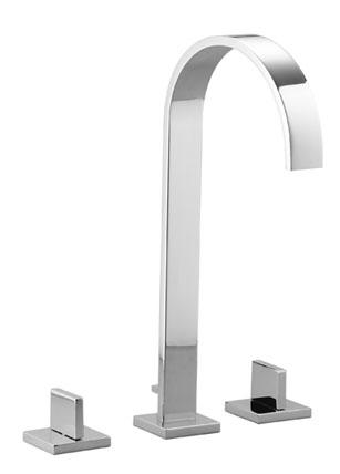 Modern bathroom faucet - Dornbracht MEM faucet