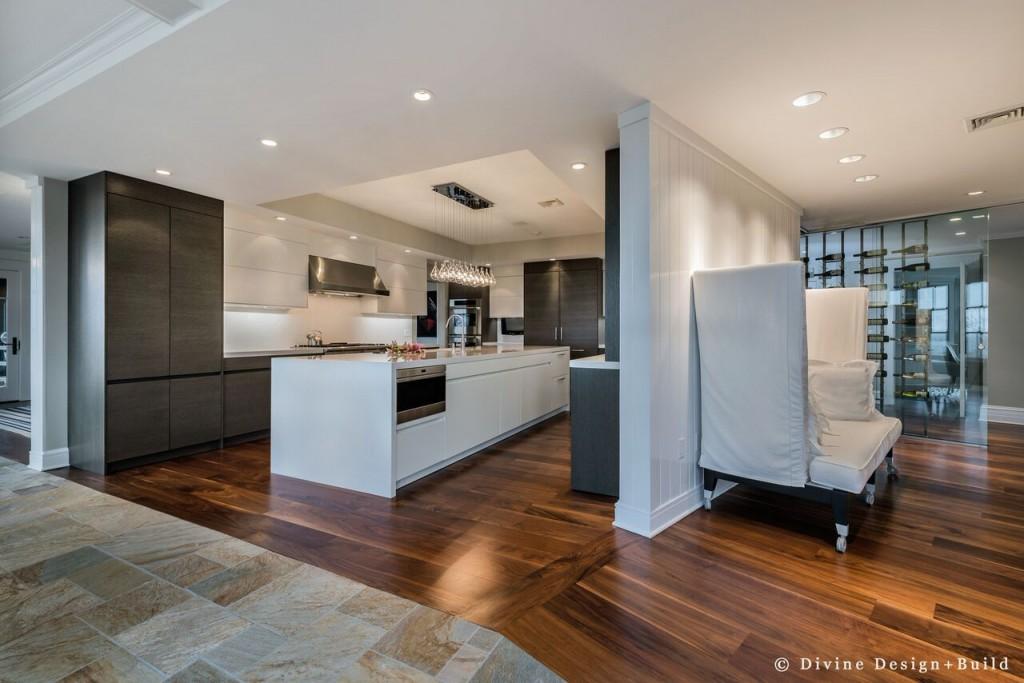 kitchen island size