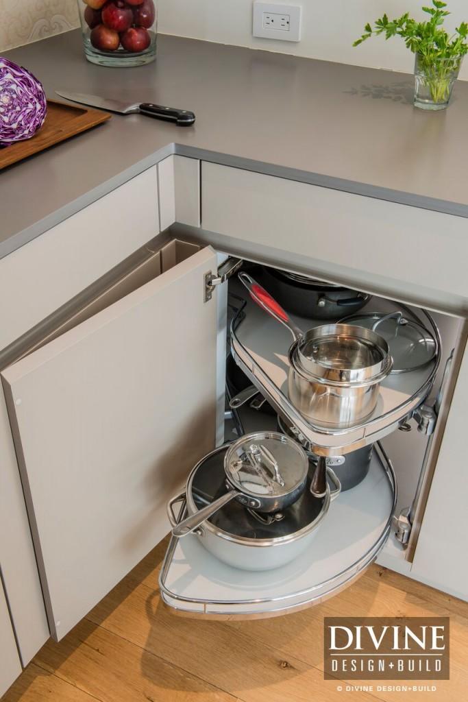 organized kitchen drawers leicht 2