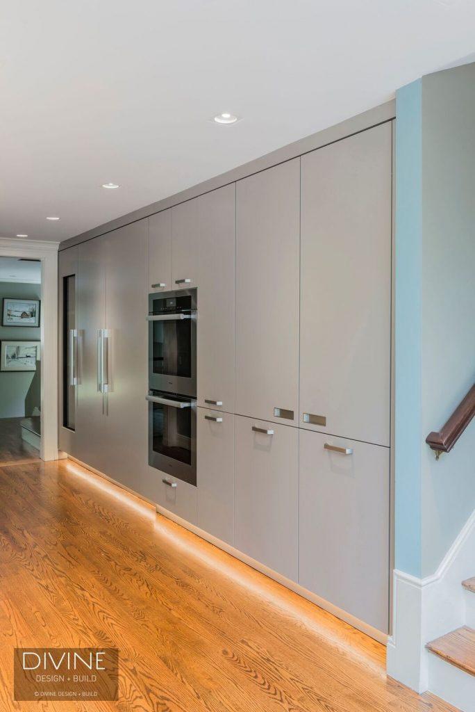 contemporary kitchen design boston