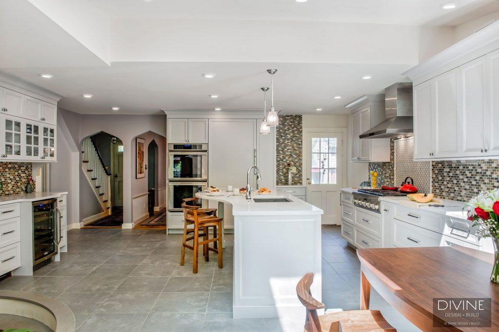 divine design build kitchen renovation boston