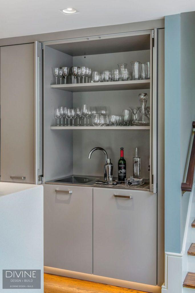 hidden wine bar