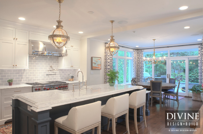 metro west kitchen design -wellesley