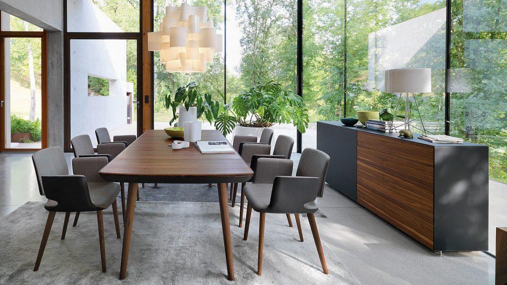 team 7 flaye extendable table