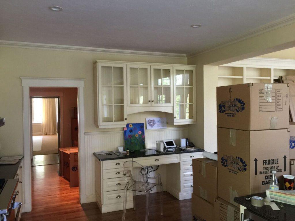 kitchen design before